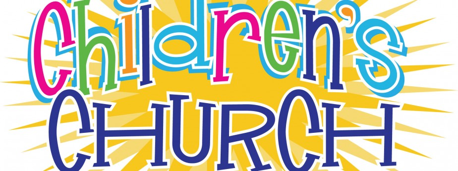 Children's Church, Every Sunday, 11am