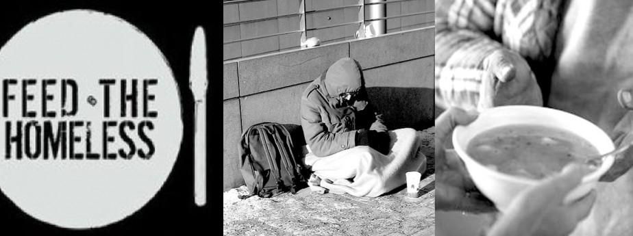 Feeding the Homeless - March 21 - 25, Mon - Fri, 12 Noon