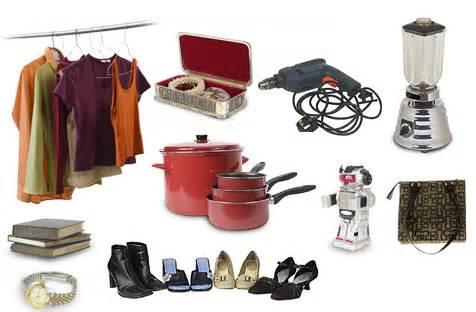 Household Goods & Clothing Drive Jan 1 - 15